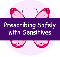 Learn to prescribe safely for sensitives from homeopathy to herbals to supplements and medicines.